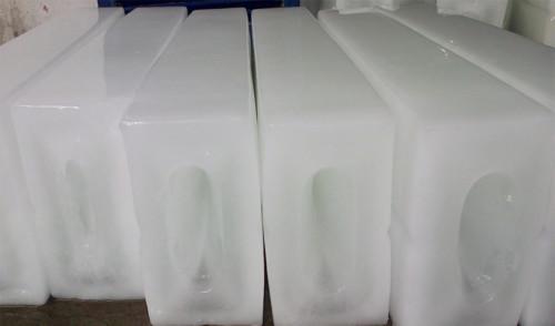 cara membuat es balok besar