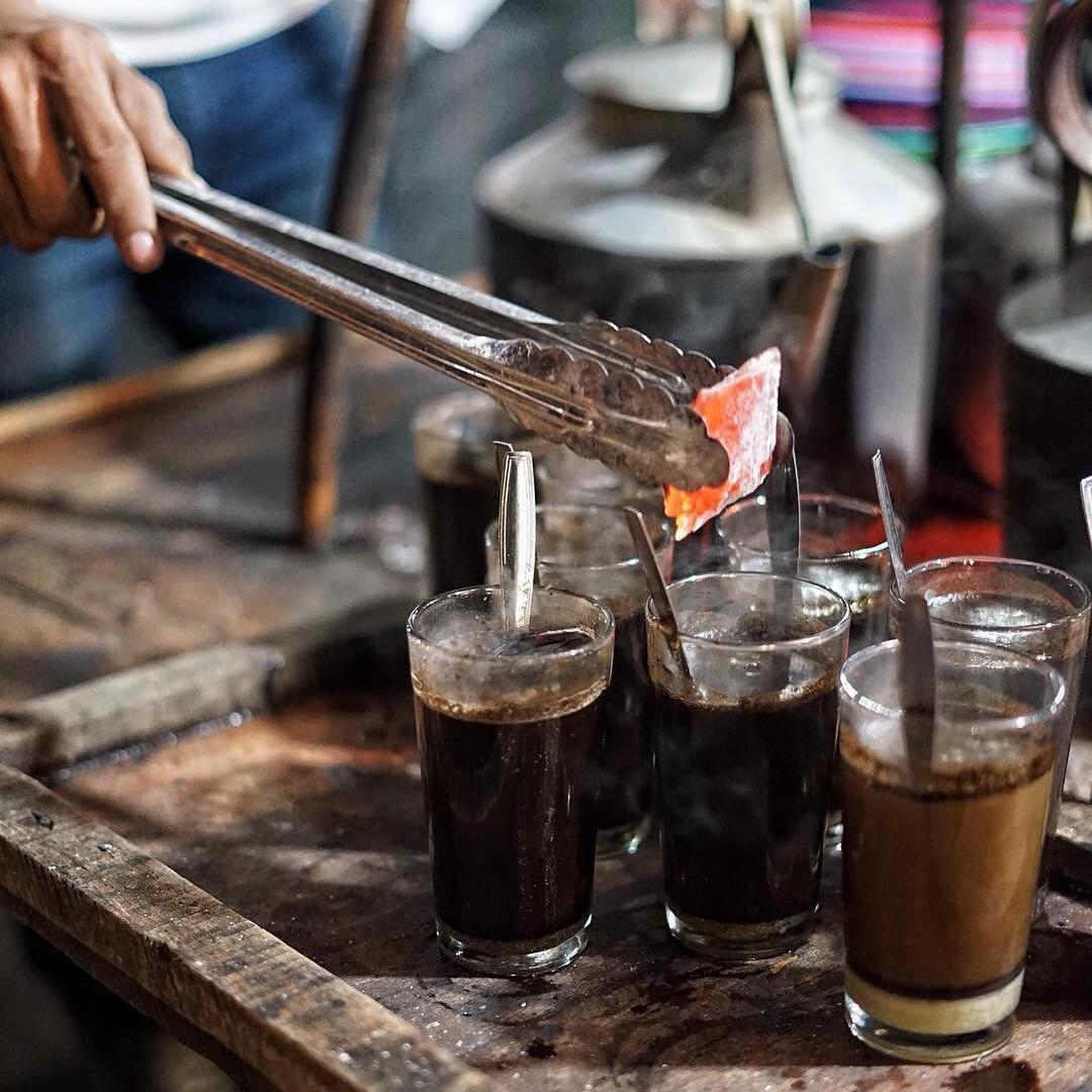 cara membuat kopi joss