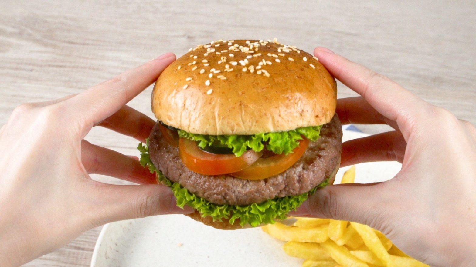 resep burger sapi