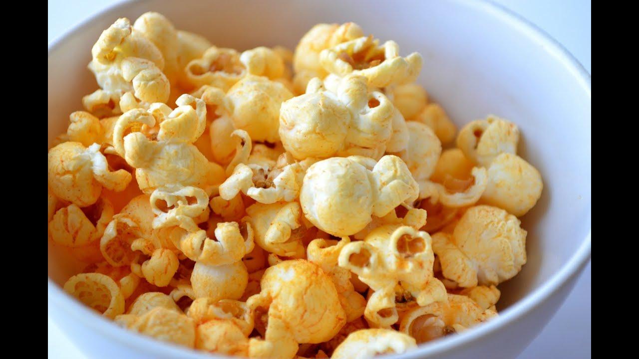 cara membuat jagung popcorn keju