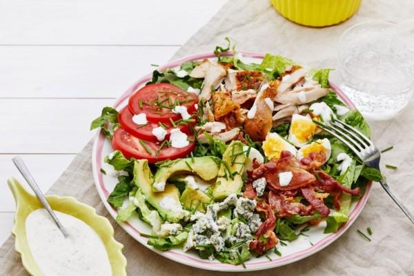 cara membuat salad buah kekinian