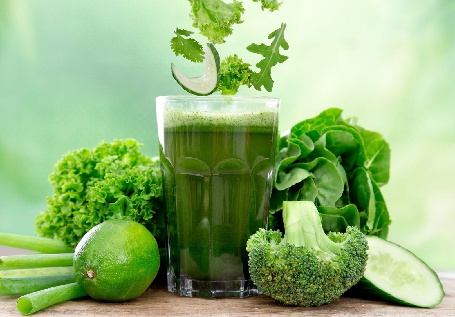 jus brokoli untuk diet