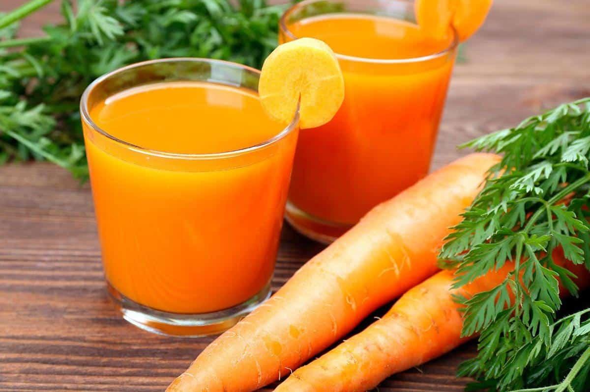 cara membuat jus wortel sederhana