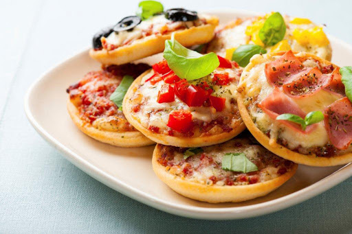 Cara Membuat Pizza Mini Goreng