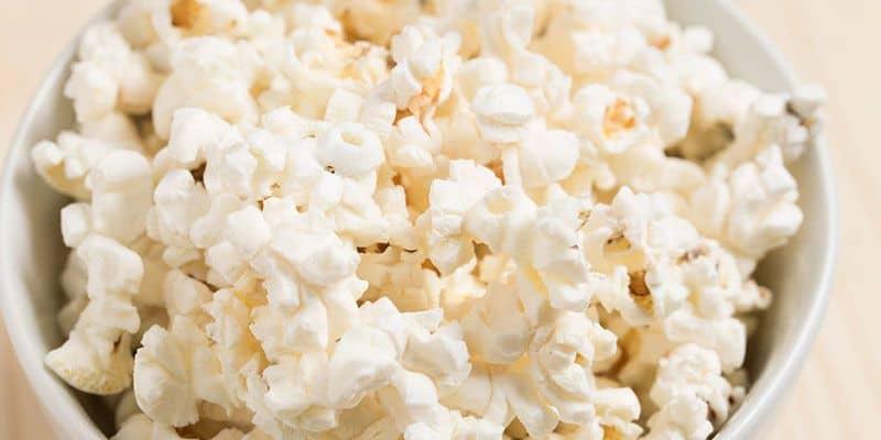 cara membuat popcorn caramel