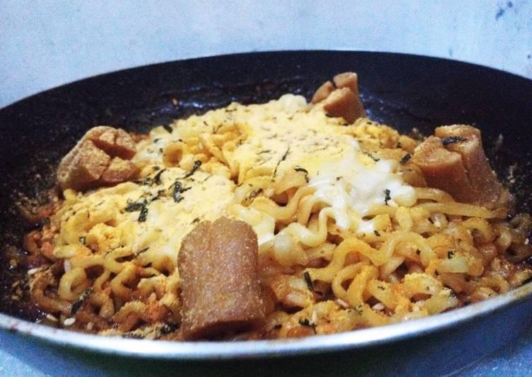 resep samyang keju