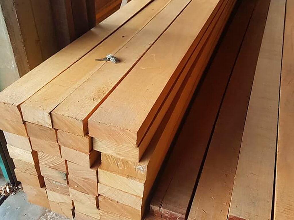 macam macam kayu kalimantan - kayu bengkirai