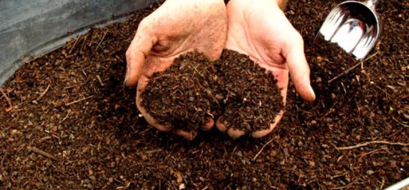 cara pembuatan kompos organik