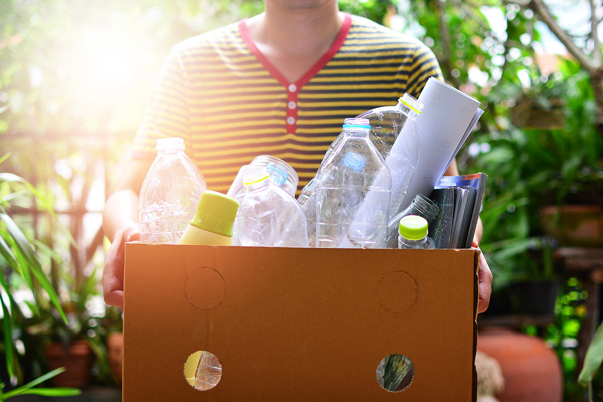 cara mengatasi limbah plastik