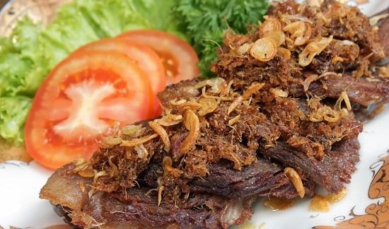 resep daging empal gepuk goreng