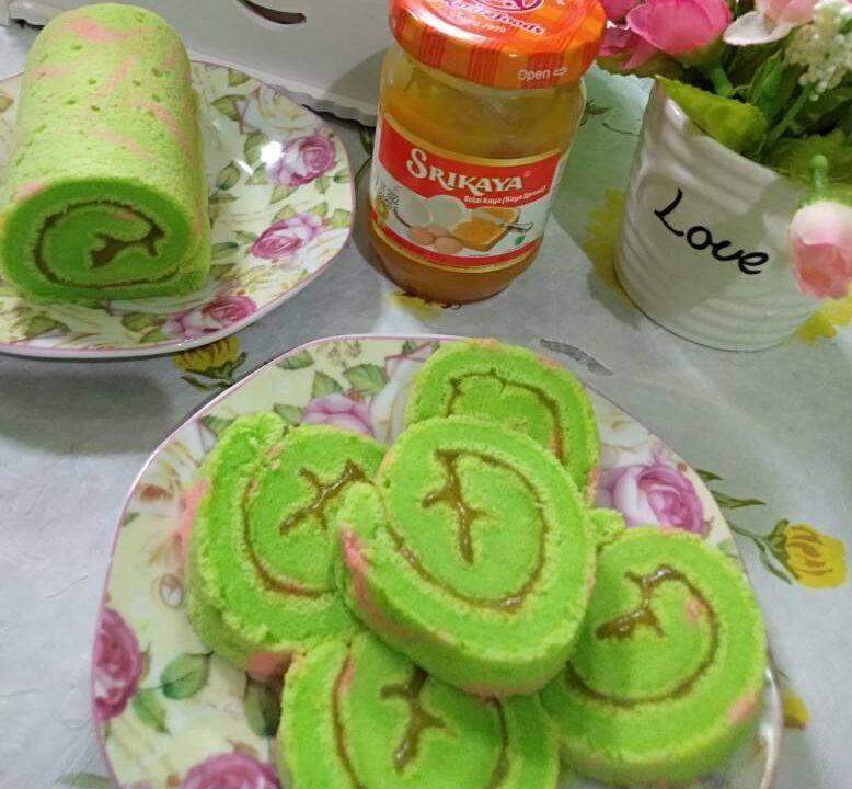 Cara Membuat Kue Bolu Rasa Pandan