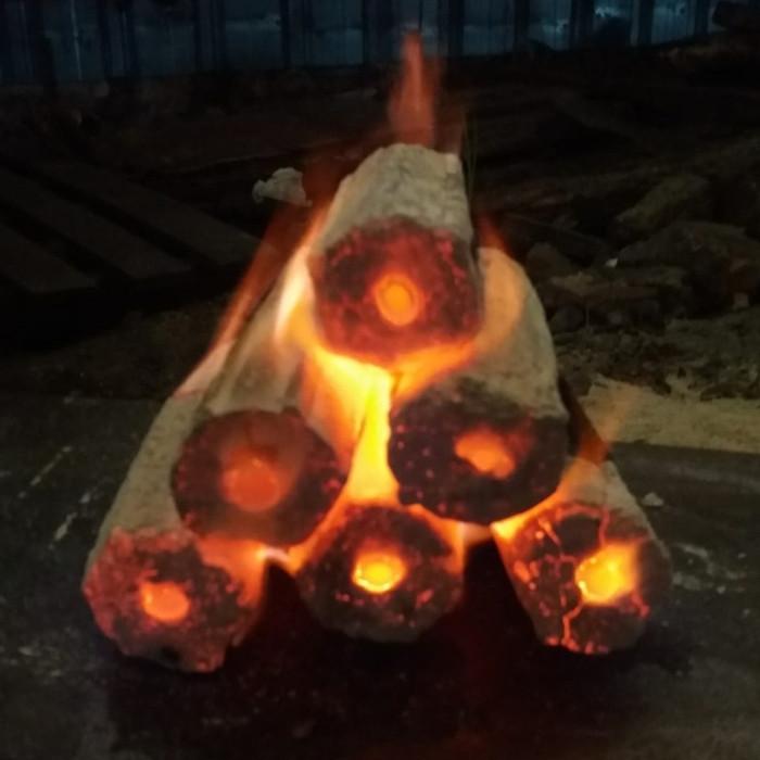 serbuk kayu briket