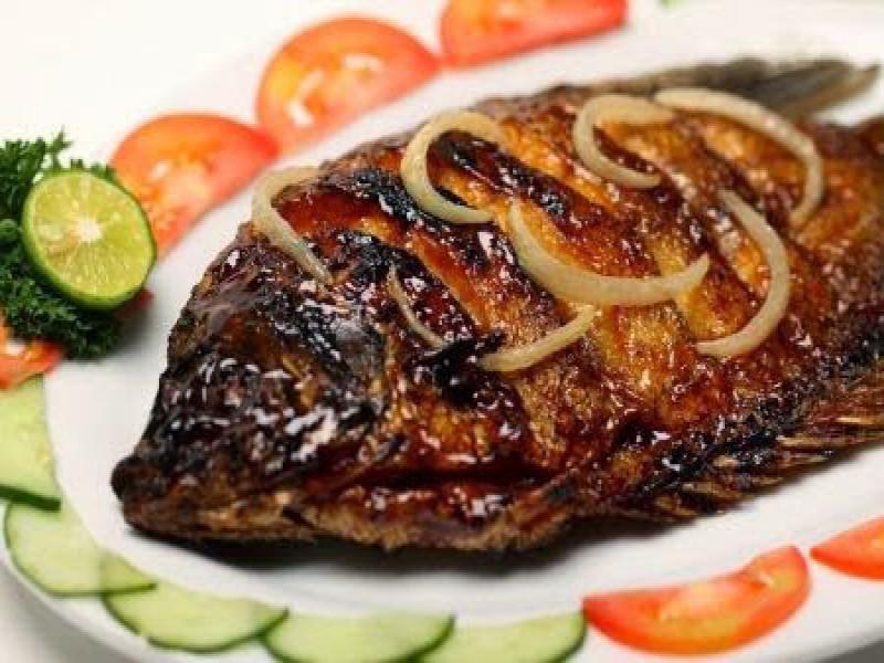 resep ikan bakar nila