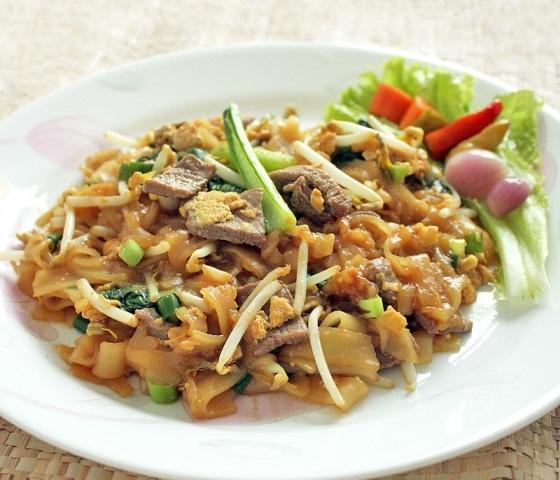 resep mie tiaw goreng spesial