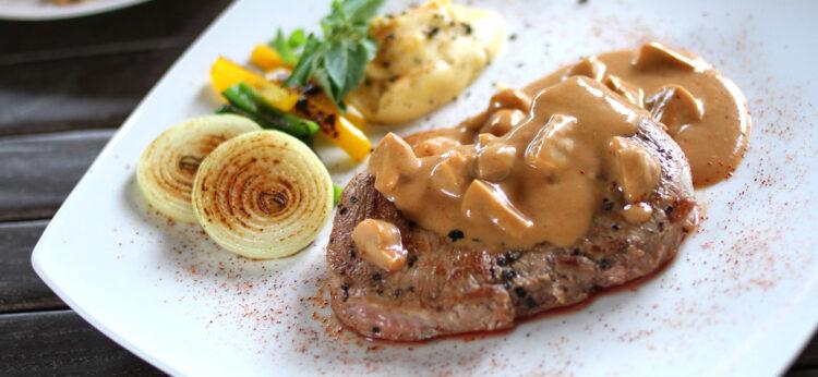 cara memasak steak daging sapi empuk