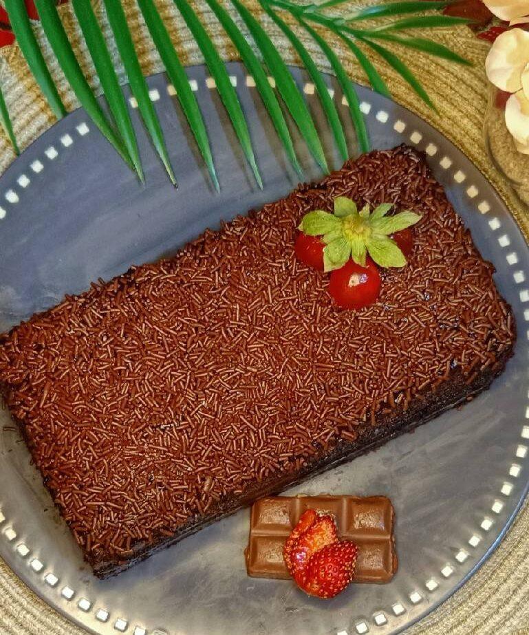 Membuat Brownies Coklat Kukus